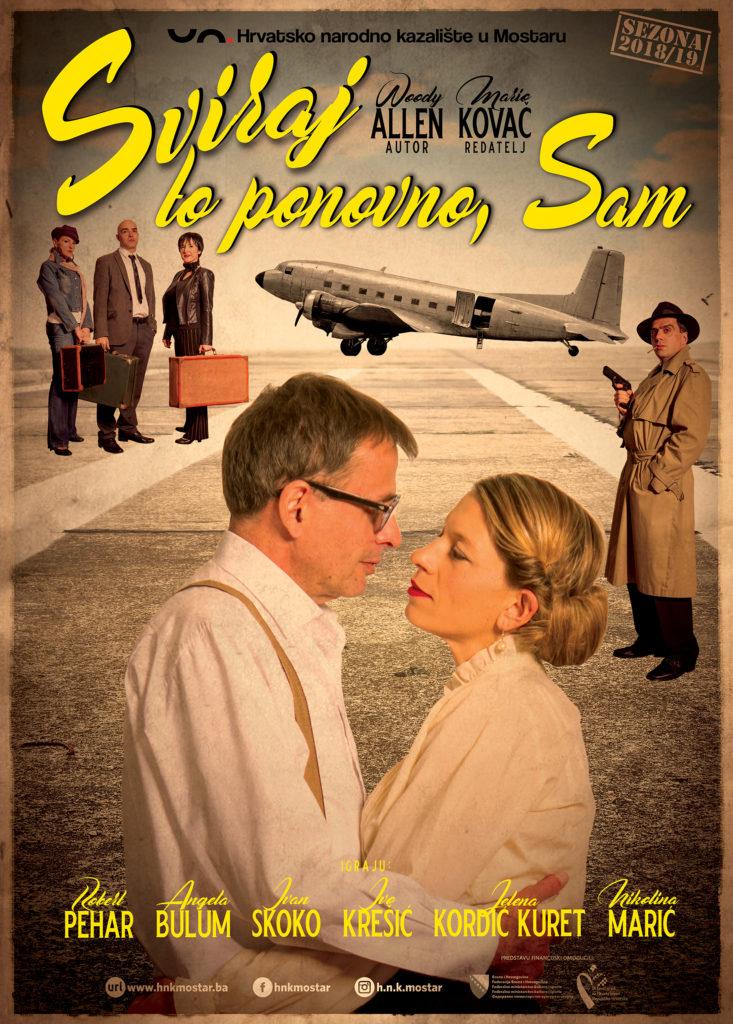 Plakat predstave